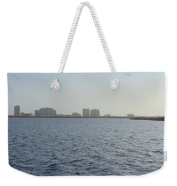 Gulf Shores Weekender Tote Bag