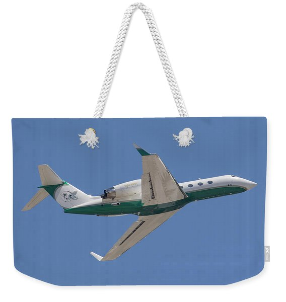 Gulfstream Aerospace  Weekender Tote Bag