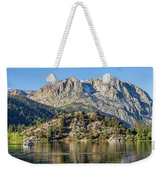 Gull Lake Weekender Tote Bag