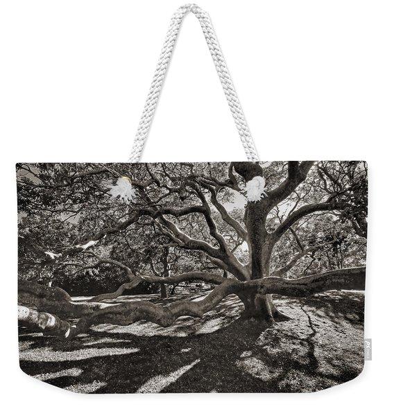 Gumbo Limbo Weekender Tote Bag