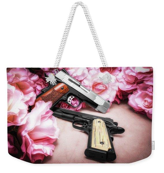 Guns N Roses Weekender Tote Bag