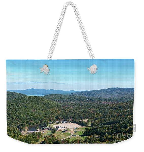 Gunstock Mountain Resort Weekender Tote Bag