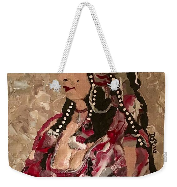 Gypsy Dancer Weekender Tote Bag