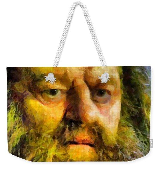 Hagrid Weekender Tote Bag