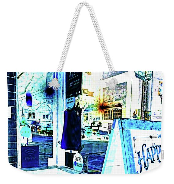 Haight Street San Francisco From 1428 Weekender Tote Bag