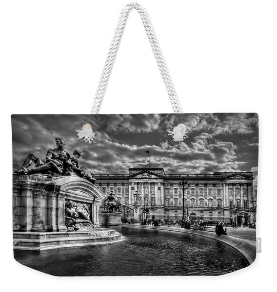 Hail To Majesty Weekender Tote Bag