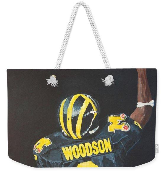 Hail Yes Weekender Tote Bag