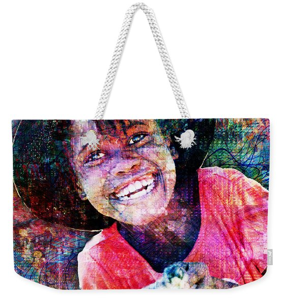 Haitian Daughter Weekender Tote Bag