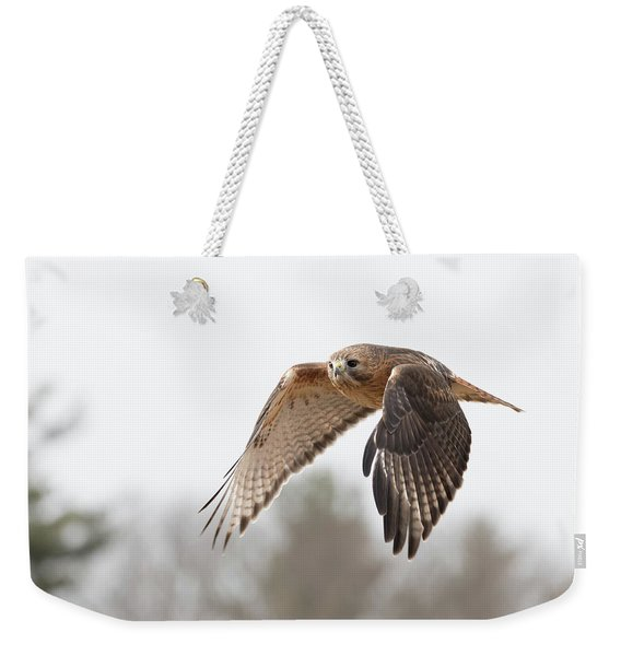 Hal Takes Flight Weekender Tote Bag