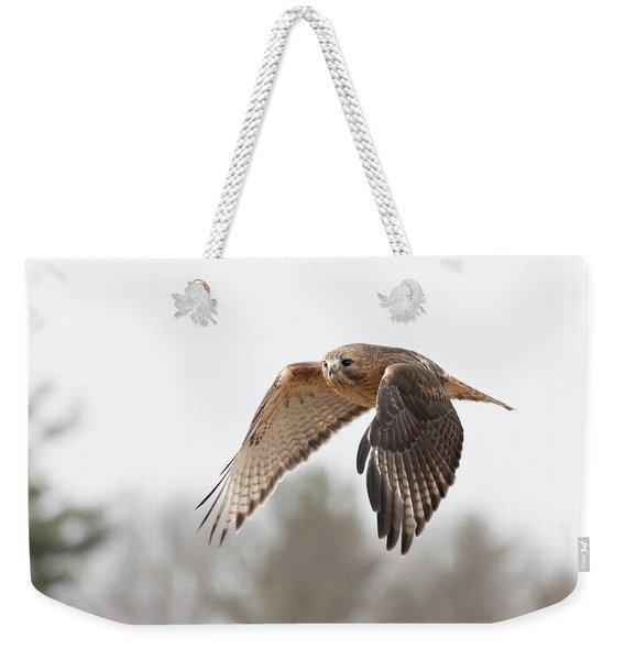 Hal Takes Flight Weekender Tote Bag