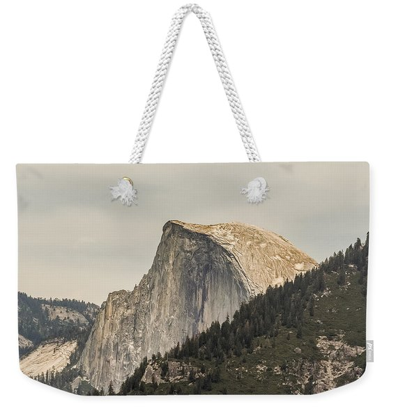 Half Dome Yosemite Valley Yosemite National Park Weekender Tote Bag