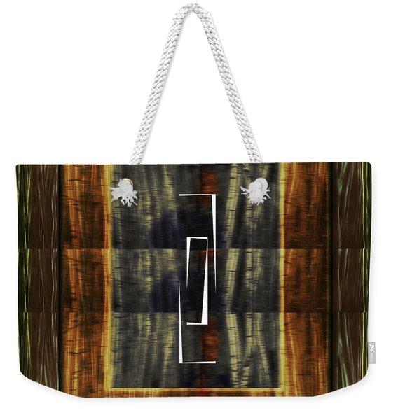 Half Sleep Doorway  Weekender Tote Bag