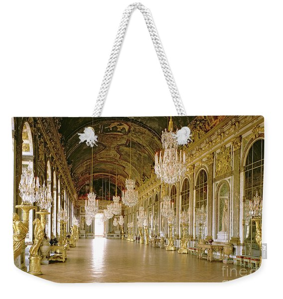 Hall Of Mirrors At The Chateau De Versailles Weekender Tote Bag