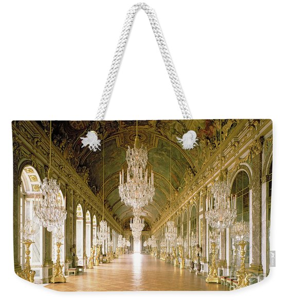 Hall Of Mirrors  The Galerie Des Glaces Weekender Tote Bag