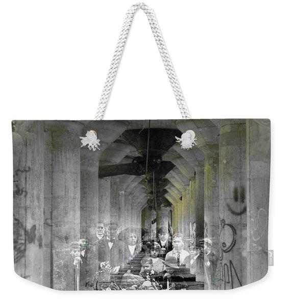 Hall Of Secrets Weekender Tote Bag