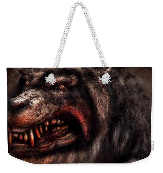 Halloween -  Mad Dog Weekender Tote Bag
