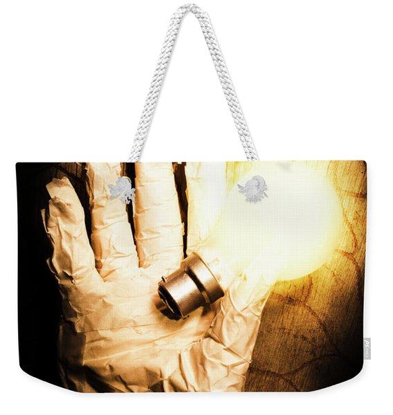Halloween Ideas Concept Weekender Tote Bag