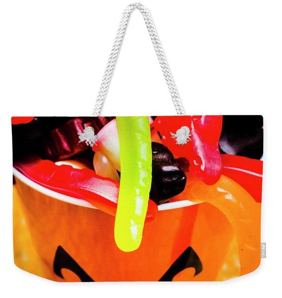 Halloween Party Details Weekender Tote Bag