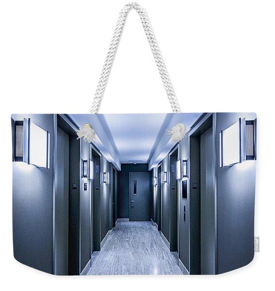 Halls Of Mystery Weekender Tote Bag