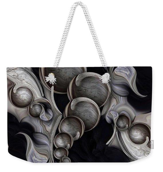 Hallucinogenic Altarpiece Decomposed Weekender Tote Bag