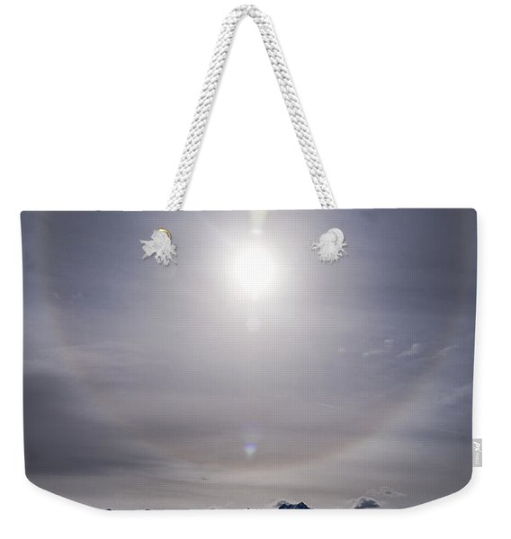 Halo Road Weekender Tote Bag