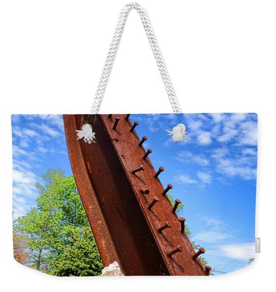 September 11 Memorial Weekender Tote Bag