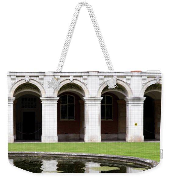 Hampton Court Weekender Tote Bag