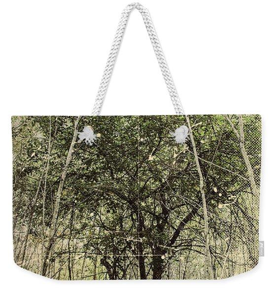 Hand Of God Apple Tree Poster Weekender Tote Bag