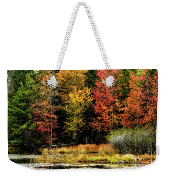 Handley Wildlife Managment Area Weekender Tote Bag