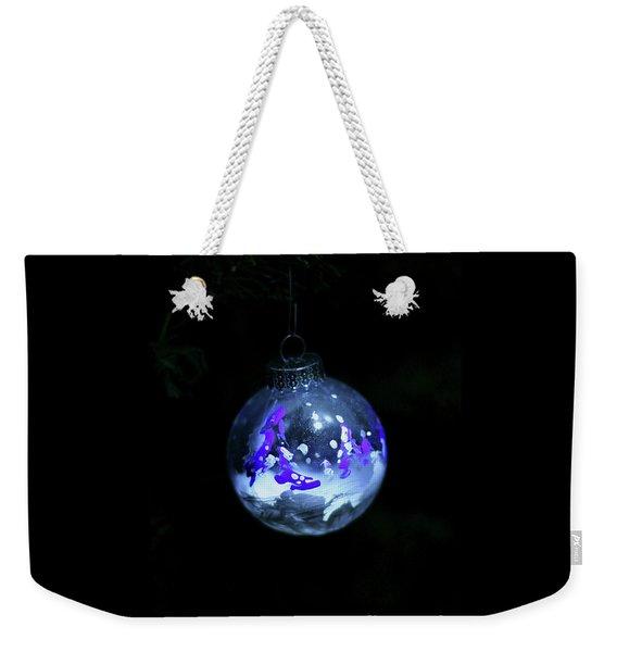 Handpainted Ornament 001 Weekender Tote Bag