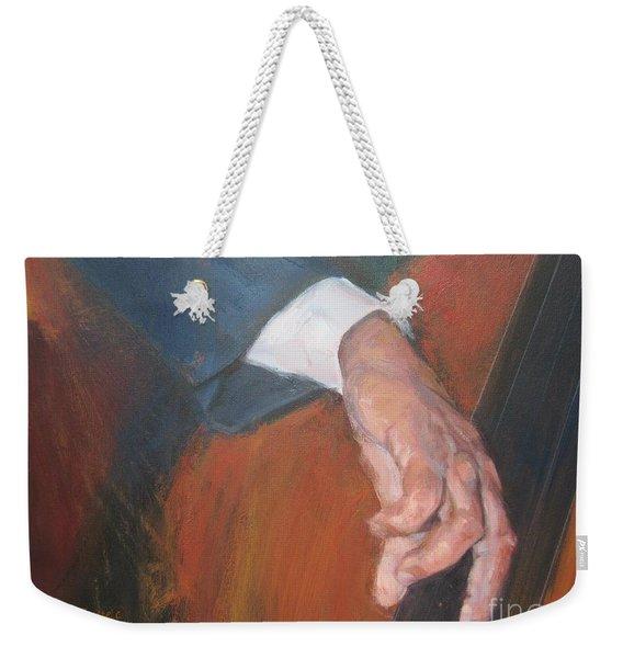 Blaa Kattproduksjoner          Hands Of Deep Sound Weekender Tote Bag