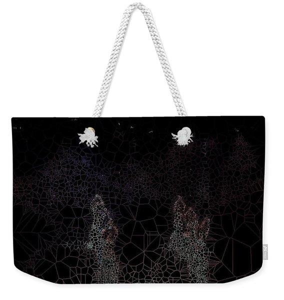 Hands Weekender Tote Bag