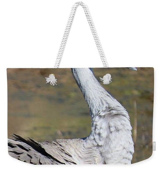 Handsome Sandhill Weekender Tote Bag