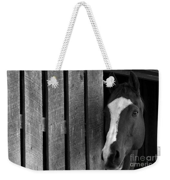 Handsome T Weekender Tote Bag