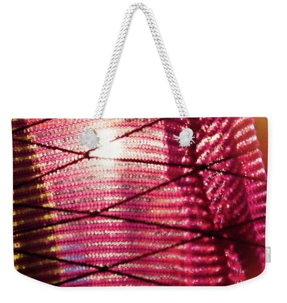 Hanger #0518 Weekender Tote Bag
