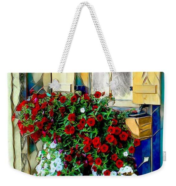 Hanging Gardens Weekender Tote Bag