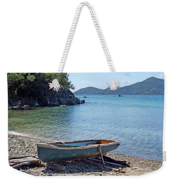 Hansen Bay 2 Weekender Tote Bag