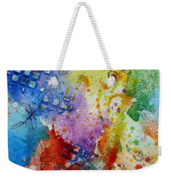 Happy Accidents Weekender Tote Bag