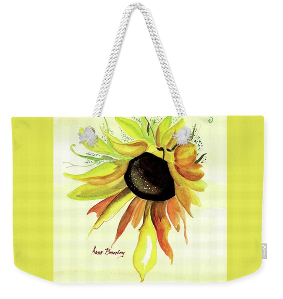 Happy Friday Weekender Tote Bag