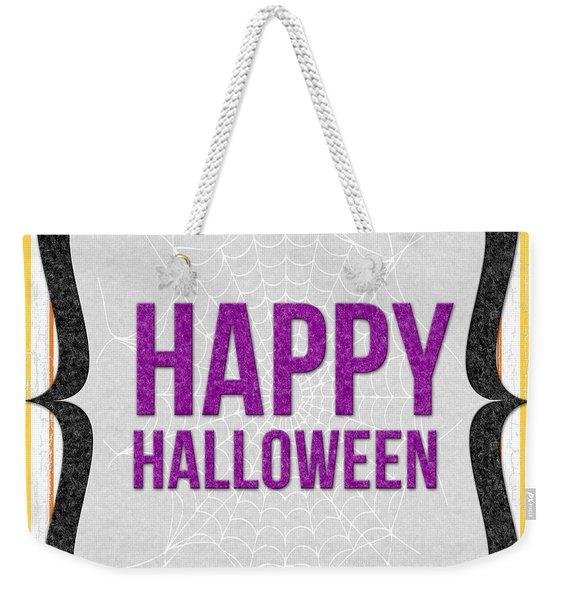 Happy Halloween-art By Linda Woods Weekender Tote Bag