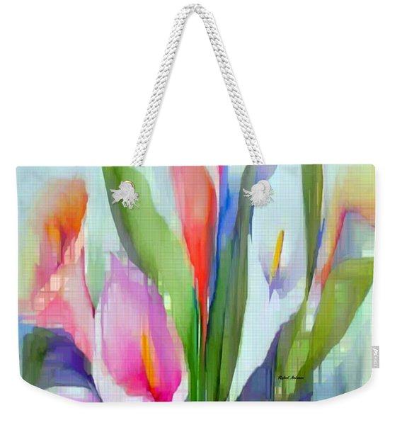 Happy To See You Weekender Tote Bag