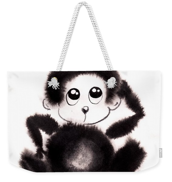 Happy Year Of The Monkey Weekender Tote Bag