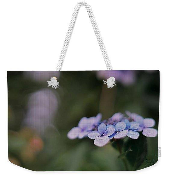 Hardy Blue Weekender Tote Bag