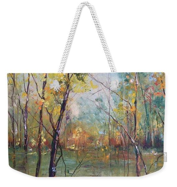 Harmony In Perfect Key Weekender Tote Bag