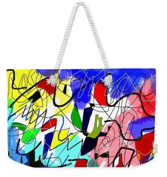 Harappa  Weekender Tote Bag