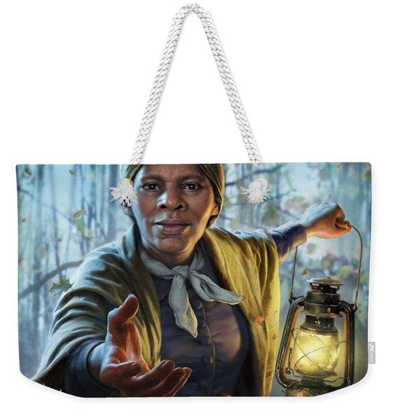 Harriet Tubman Weekender Tote Bag