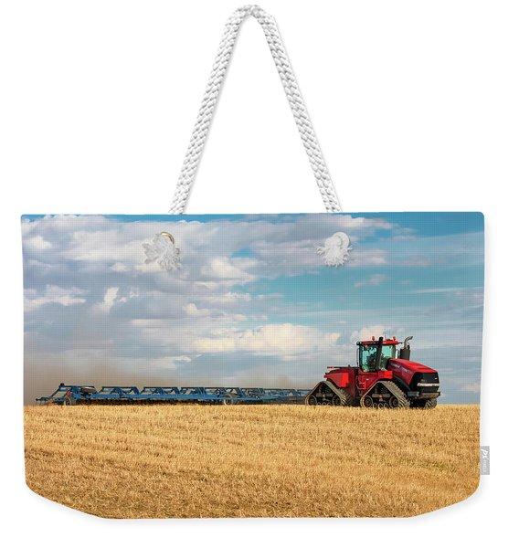 Harrow Cart Weekender Tote Bag