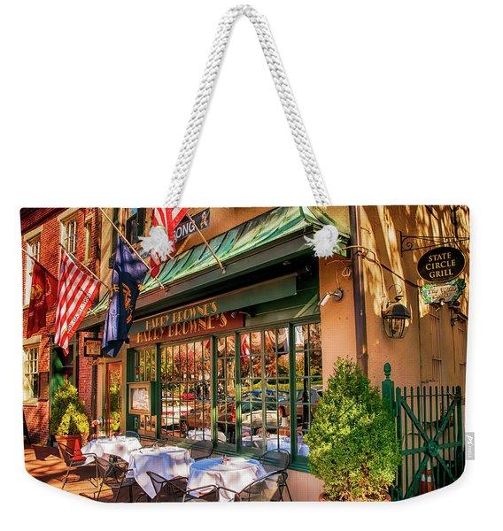 Harry Browne's Weekender Tote Bag