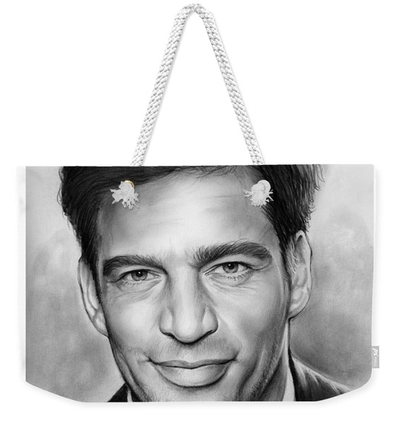 Harry Connick, Jr. Weekender Tote Bag