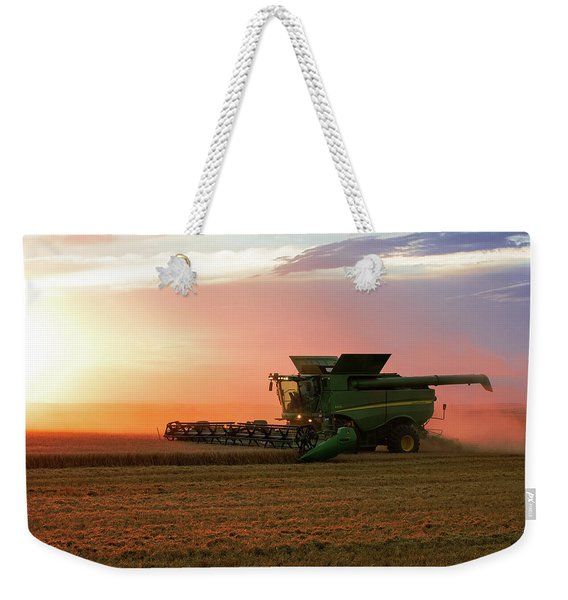 Harvest Colors Weekender Tote Bag